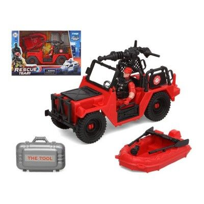 Playset Firefighters Rescue...