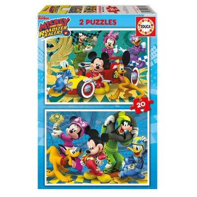 Puzzle Mickey & The...