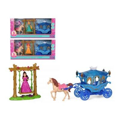 Playset Fashion Carriage...