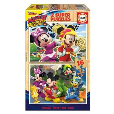 Puzzle Mickey and the...