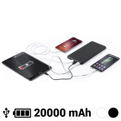 Power Bank 20000 mAh USB-C...