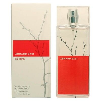 Perfume Mujer In Red Armand...