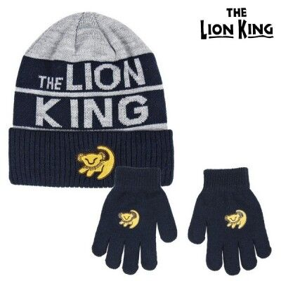 Gorro y Guantes The Lion...