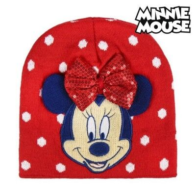 Gorro Minnie Mouse 74350 Rojo