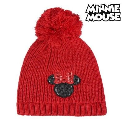 Gorro Minnie Mouse 74283 Rojo