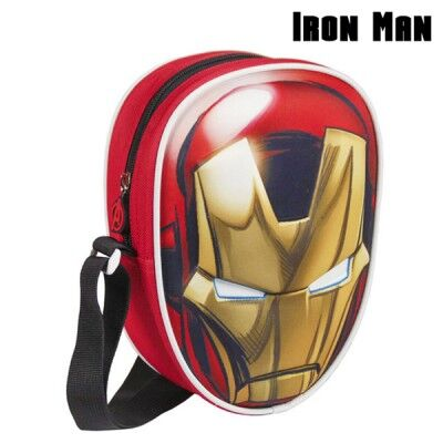 Bolsito 3D Iron Man...