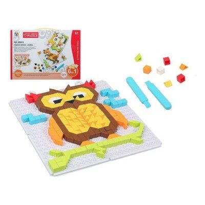 Puzzle Diy Animal 6 In 1...