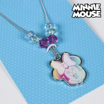 Collar Niña Minnie Mouse 73942