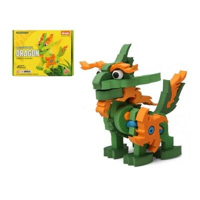 Puzzle 3D Legendary Dragon...