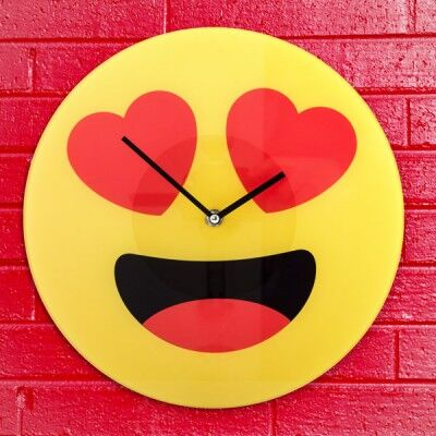 Reloj de Pared Emoticono...
