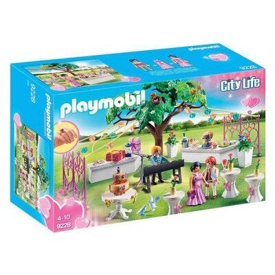 Playset City Life Wedding...
